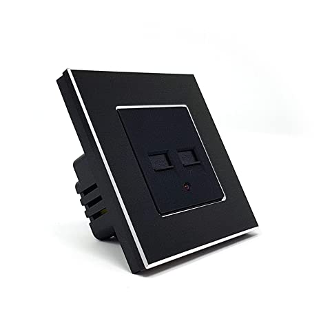 Gledring 0563 Set Tapis de Caoutchouc Ecosport Facelift 11//2017- Noir T Profil 4-Pi/èces + Clips de Montage