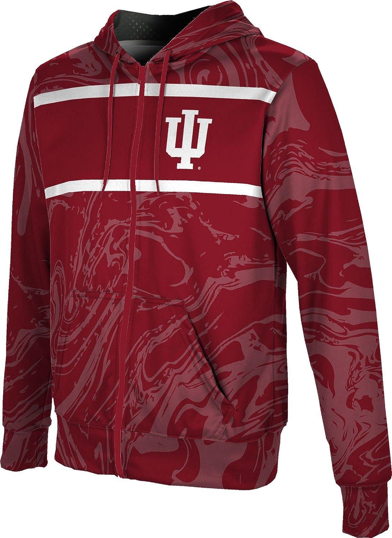 ProSphere Indiana University Boys Full Zip Hoodie Ripple