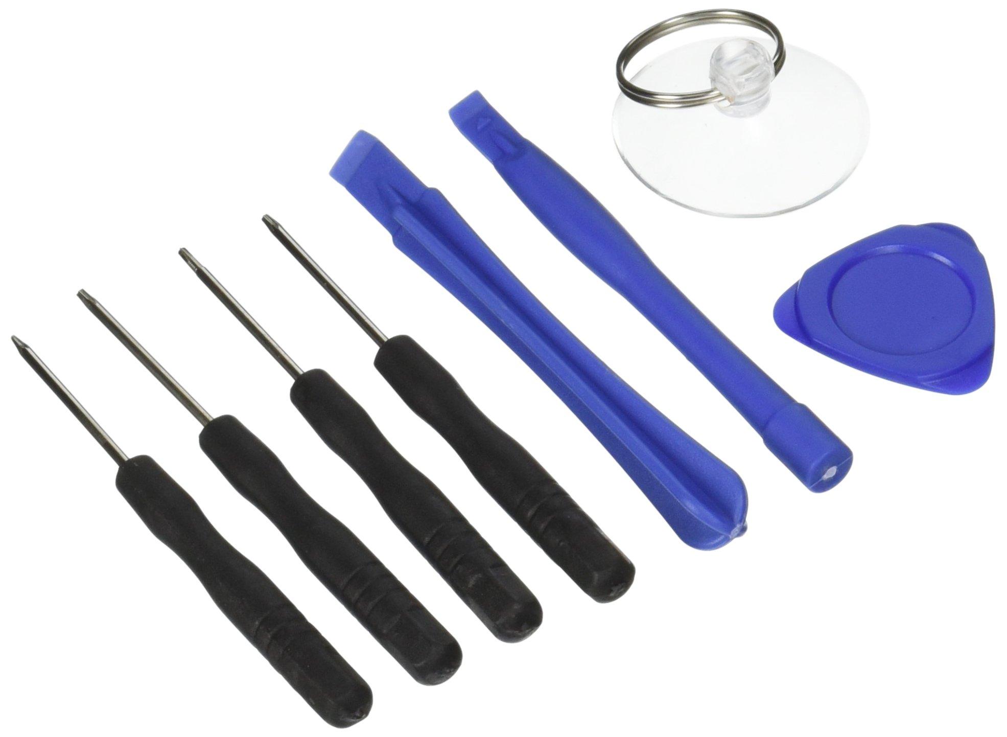 DTOL Cross Opener Screwdriver Tool Kit, 8-Piece