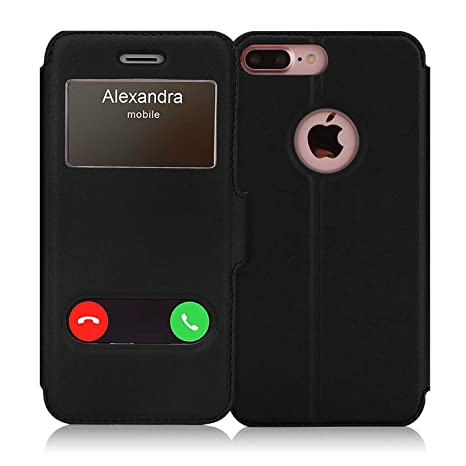iphone 8 plus coque noir