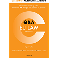 Concentrate Questions and Answers EU Law: Law Q&A Revision and Study Guide (Concentrate Questions & Answers) (English…