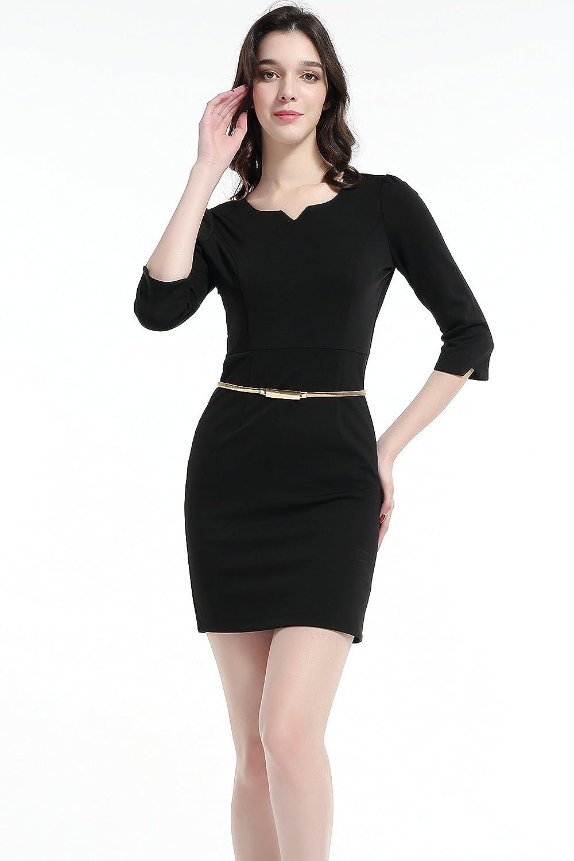 cintura decorativa da donna Babeyond elastica elasticizzata sottile in metallo
