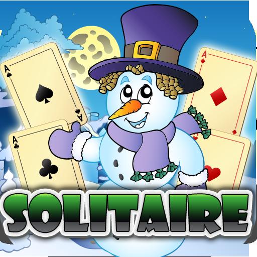 Enchanted Snowman Solitaire