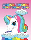 Magical Unicorn Color by Number for Kids: Unicorn Coloring Book and Educational Activity Books for Kids Ages 4-8