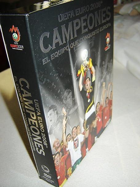 Amazon.com: UEFA EURO 2008 CAMPEONES - EL EQUIPO QUE ...