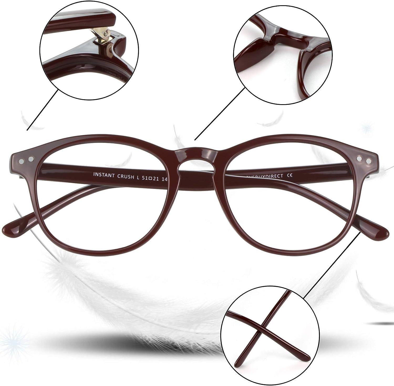 lunette de lecture pour ordinateur LifeArt Lunette Anti-Lumi/ère Bleue Anti Reflets Noir, No Magnification Anti fatigue Anti UV Gaming Lunettes lunettes de t/él/évision pour hommes et femmes