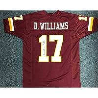 $143 » Doug Williams Redskins Autographed Signed Memorabilia Jersey JSA COA Signature Autographed Signed