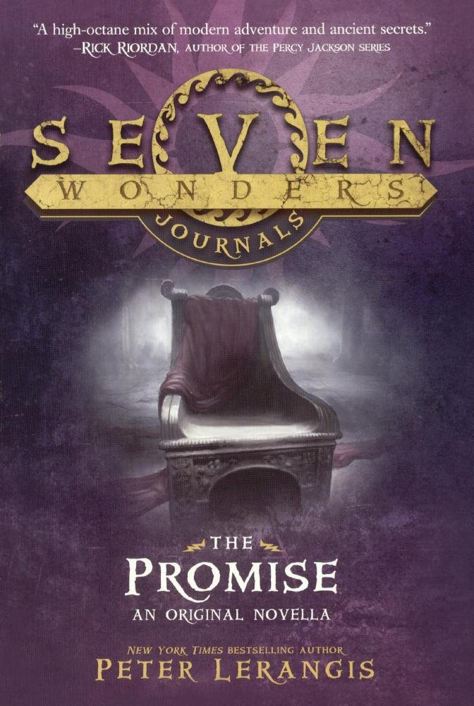 The Promise (Turtleback School & Library Binding Edition) (Seven Wonders Journals) pdf epub