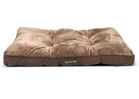 Desconocido Scruffs - Cama para mascotas de 48,26 x 40,64 cm