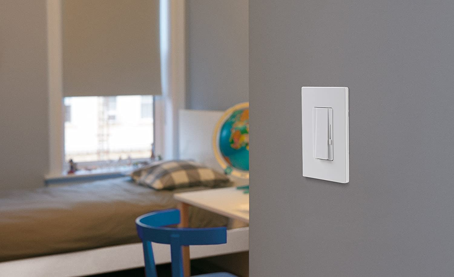 Wall Plate Included TORCHSTAR ZH4DS-2P150WUL Both Single Pole//3-Way Applications Available 2 PACK 3-Way//Single Pole Dimmer Switch Suit for 150W LED//CFL 600W Incandescent//Halogen