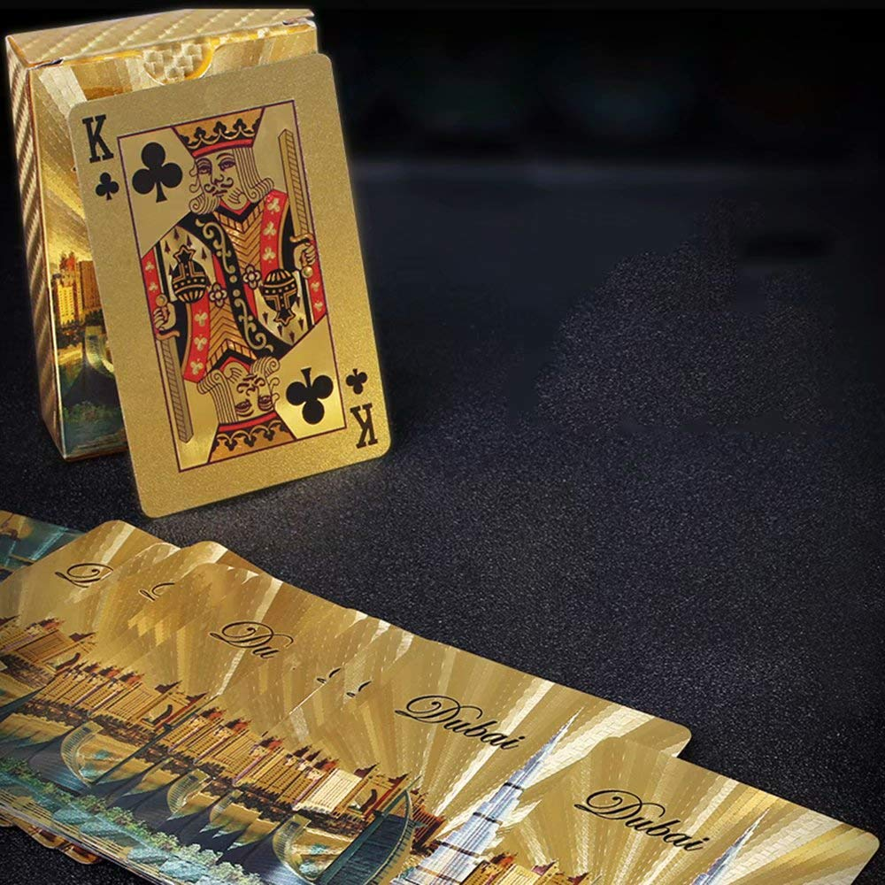 JM-Poker Cartas de Juego de póquer, Tarjetas de póker de ...