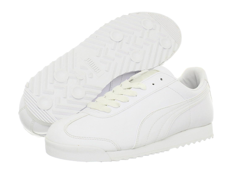 最高の [プーマ] メンズランニングシューズスニーカー靴 White/Light Roma D Basic [並行輸入品] cm B07FVMDYV1 White/Light Grey 32.0 cm D 32.0 cm D|White/Light Grey, OR GLORY:090c4323 --- a0267596.xsph.ru