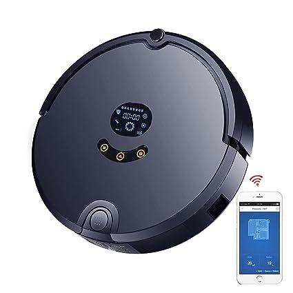 MIAO@LONG Robot Aspirador Control Remoto O Aplicación De ...