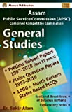 APSC CCE General Studies 1997-2017 Solved Papers with 920+ NES based MCQs
