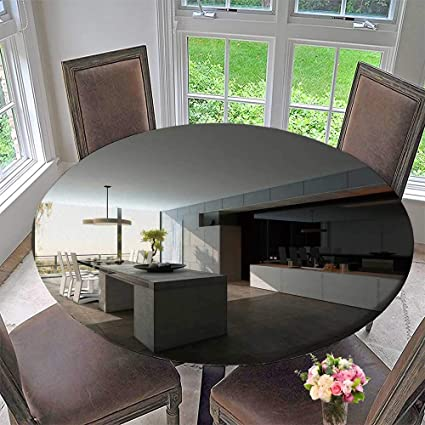 Amazon.com: PINAFORE HOME Circular Table Cover Stylish Design ... on kitchen tea party ideas, kitchen storge ideas, kitchen breakfast nook ideas, kitchen renovation ideas, kitchen back wall ideas, kitchen banquette ideas,
