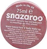 Snazaroo - Maquillaje al agua para cara y cuerpo (75 ml)- color rojo brillante