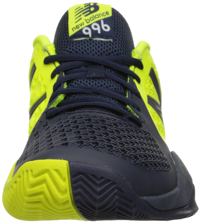 New Balance Mens 996v2 Tennis Shoe, Blue/Yellow, 7.5 D US: Amazon ...