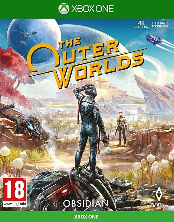 El juego Xbox One de The Outer Worlds: Amazon.es: Electrónica