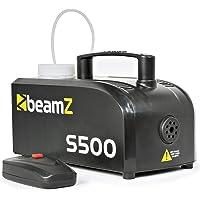 Beamz S500 Smoke Machine 500W with FLuid