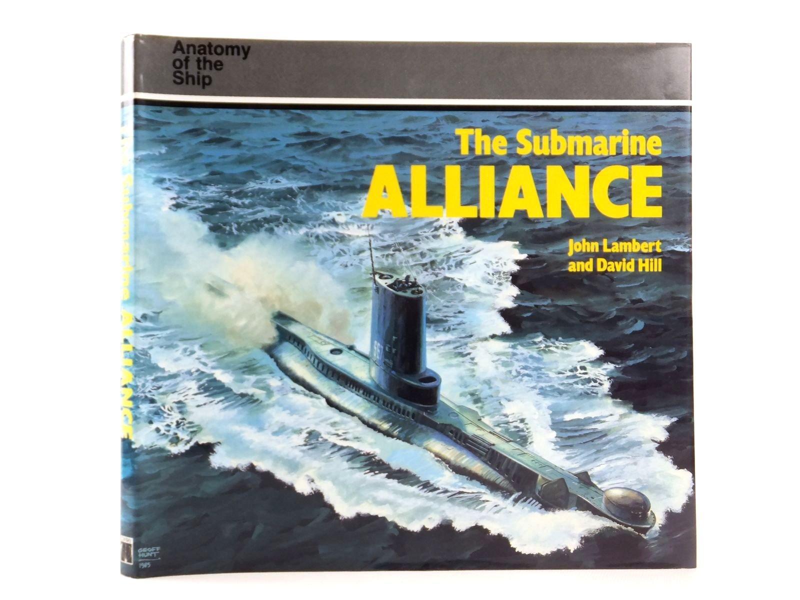 The Submarine Alliance Anatomy Of The Ship Amazon John