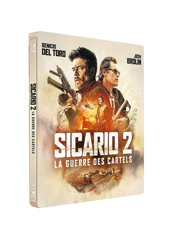 Blu-ray du film Sicario 2