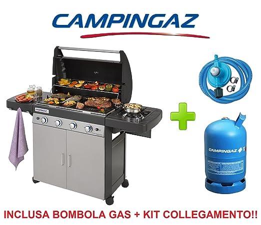 Barbacoa a gas GLP Campingaz Modelo 4 Series Classic LS PLUS