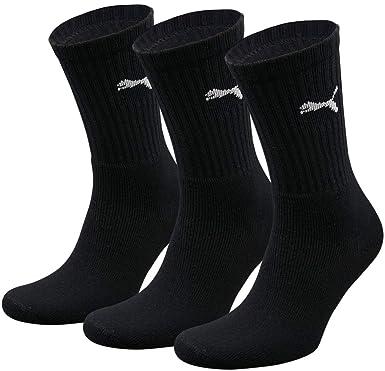 Amazon.com  Puma 9 pairs of tennis socks sport socks Unisex 7312 3 x ... 1eeae7d54fca