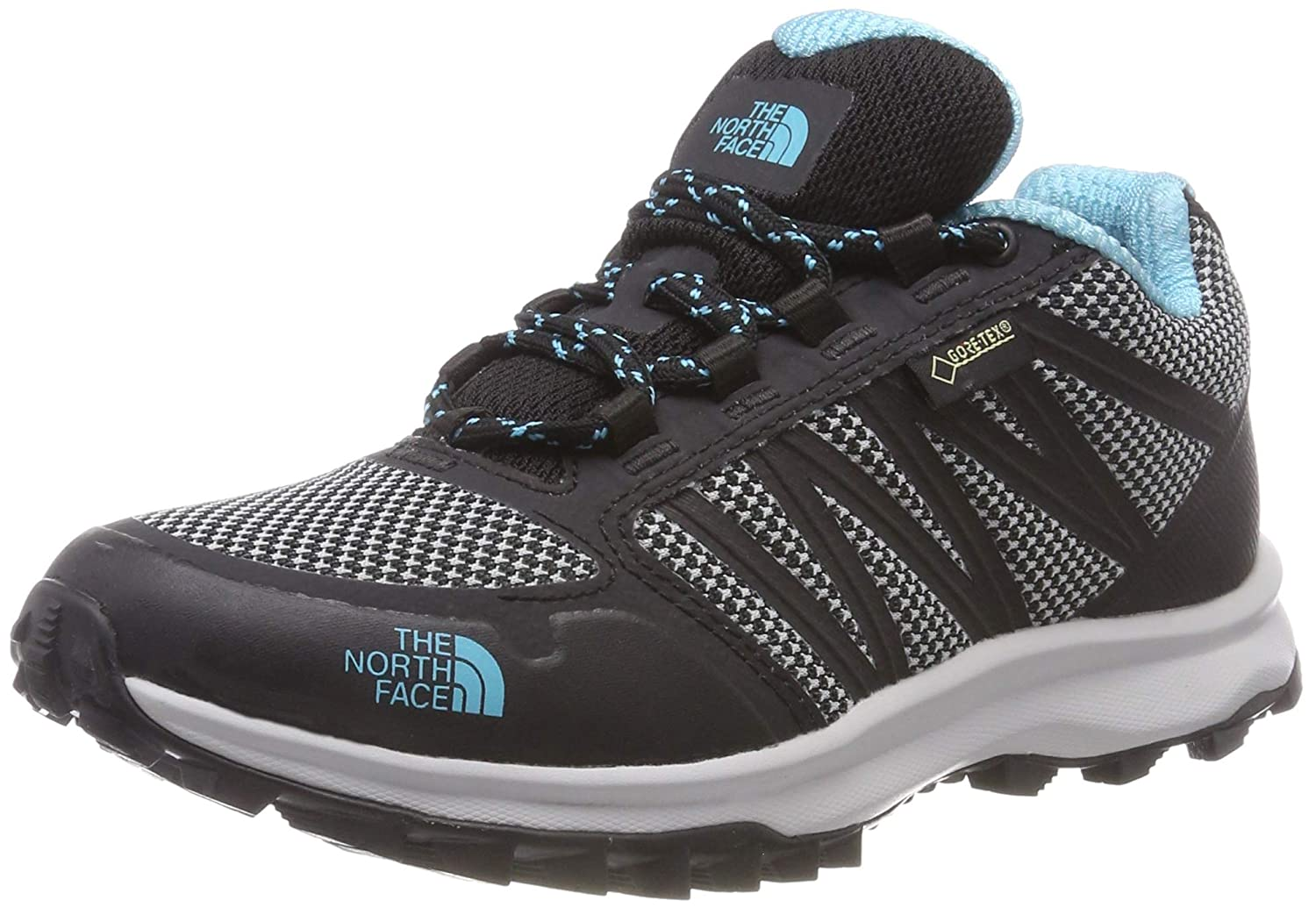 TALLA 41 EU. The North Face Litewave Fastpack Gore-Tex, Zapatillas de Senderismo para Mujer