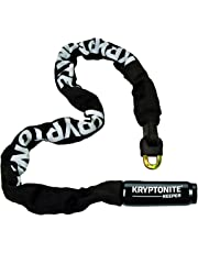 Kryptonite Keeper 785 - Cadena integrada, color Negro, talla 32 inch