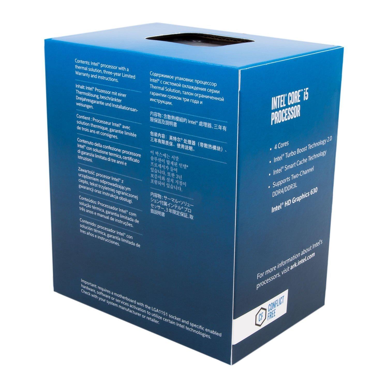 Intel BX80677I57400 7th Gen Core Desktop Processors by Intel (Image #3)