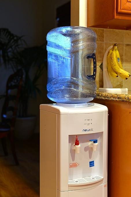 Senderismo Recipiente para Agua De Coche Dispensador De Agua De Pl/ástico Ideal para Deportes P/ícnic Campamento Barbacoa Capacidad De 10 litros Bid/ón De Agua con Grifo De Drenaje Fijo