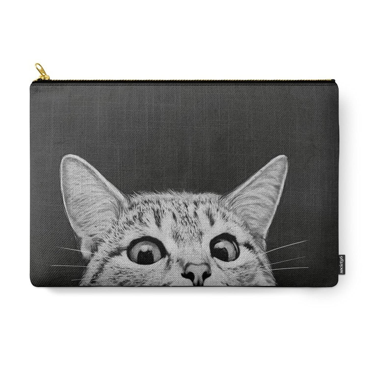 Society6 You Asleep Yet? Carry-All Pouch