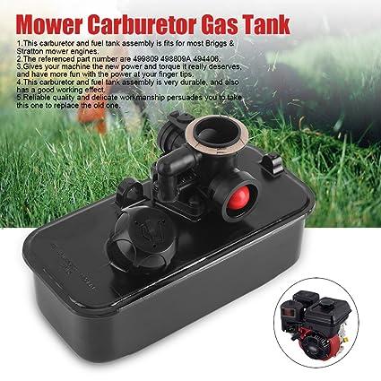 Amazon.com: Cortacésped Gas tanques, repuesto para Briggs ...