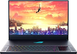 "ROG Zephyrus S GX701 Gaming Laptop, 17.3"" HDR 144Hz FHD IPS, GeForce RTX 2080, Intel Core i7-9750H Processor, 32GB DDR4, 1TB PCIe Nvme SSD Hyper Drive, Windows 10 Pro, GX701GX-XB78"