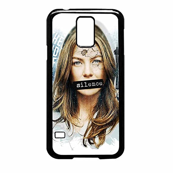 Anatomía S grey el sonido de silencio Caso, Samsung Galaxy note 3 ...