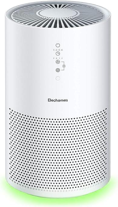 Elechomes Pro Series purificador de aire para habitación grande ...