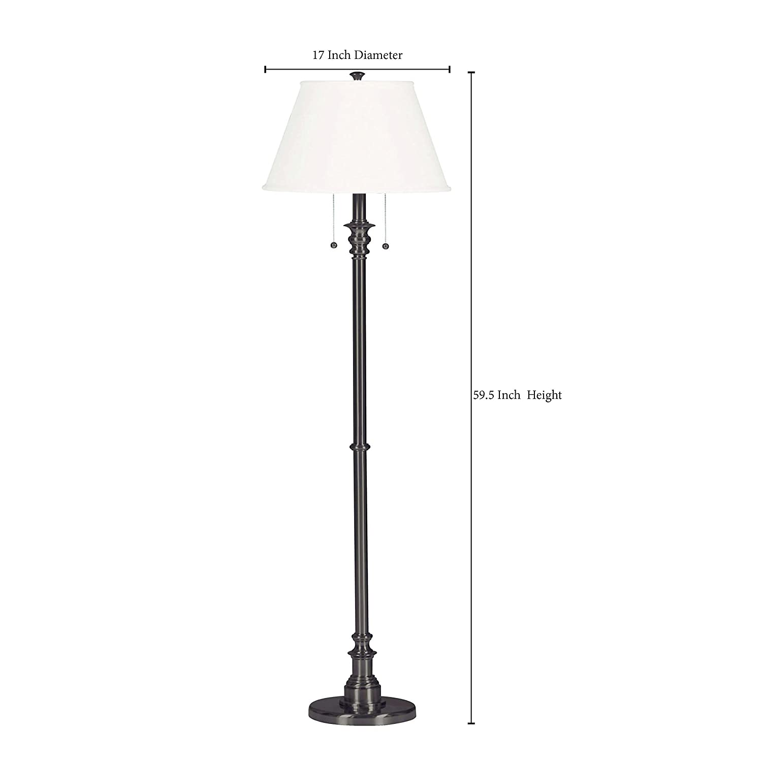Kenroy home 30438brz spyglass floor lamp bronze amazon solutioingenieria Images