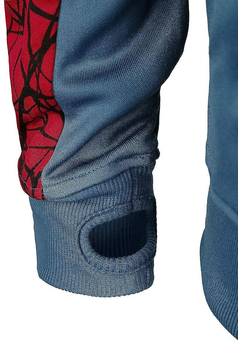 Spider-Man Cosplay Giacca allenamento multicolore
