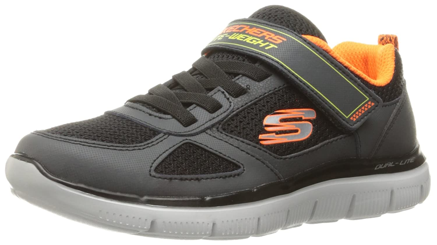 Skechers Kids Boys Flex Advantage 2.0 Strap Sneaker Flex Advantage 2.0 - K