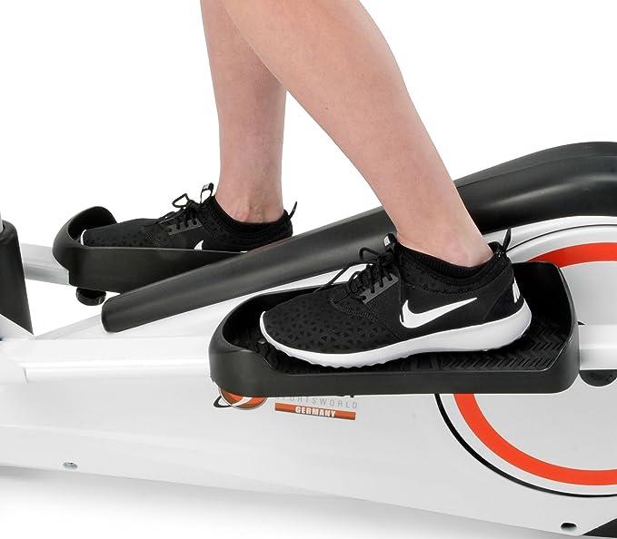 Schmidt CT15 EMS - Bicicleta elíptica Unisex para Adulto, Color Blanco: Amazon.es: Deportes y aire libre