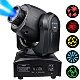BETOPPER (LS10) Stage light LED moving head professional DMX512 stage music lighting for dj disco party lights spot lights