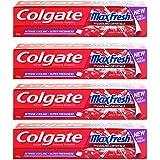 Colgate Red Gel Maxfresh Spicy Fresh Toothpaste - 150 g (Buy 3 Get 1 Free)