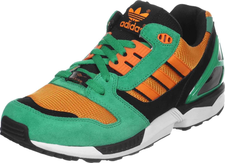 ed457b2cd499e Adidas ZX 8000 Schuhe fresh green-zest-white vapour - 42  Amazon.co.uk   Sports   Outdoors