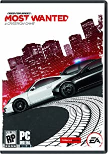 Amazon com: Need for Speed Most Wanted - Standard Edition