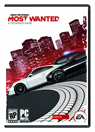 Amazon Com Need For Speed Most Wanted Instant Access Video Games