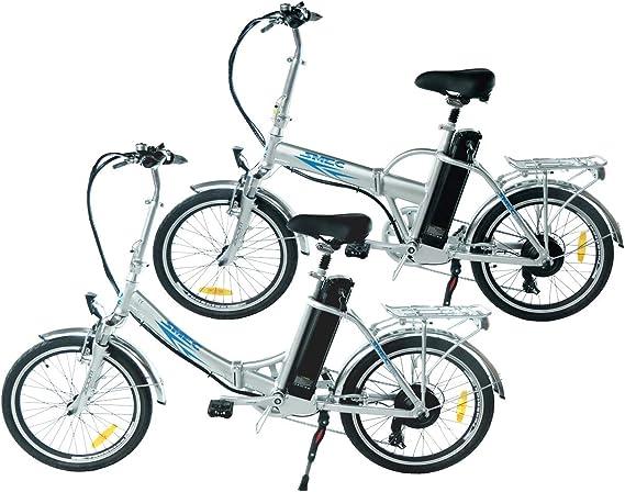 Un par (2 Stk.) 20 Pulgadas swemo aluminio – E-Bike/pedelec SW100 ...