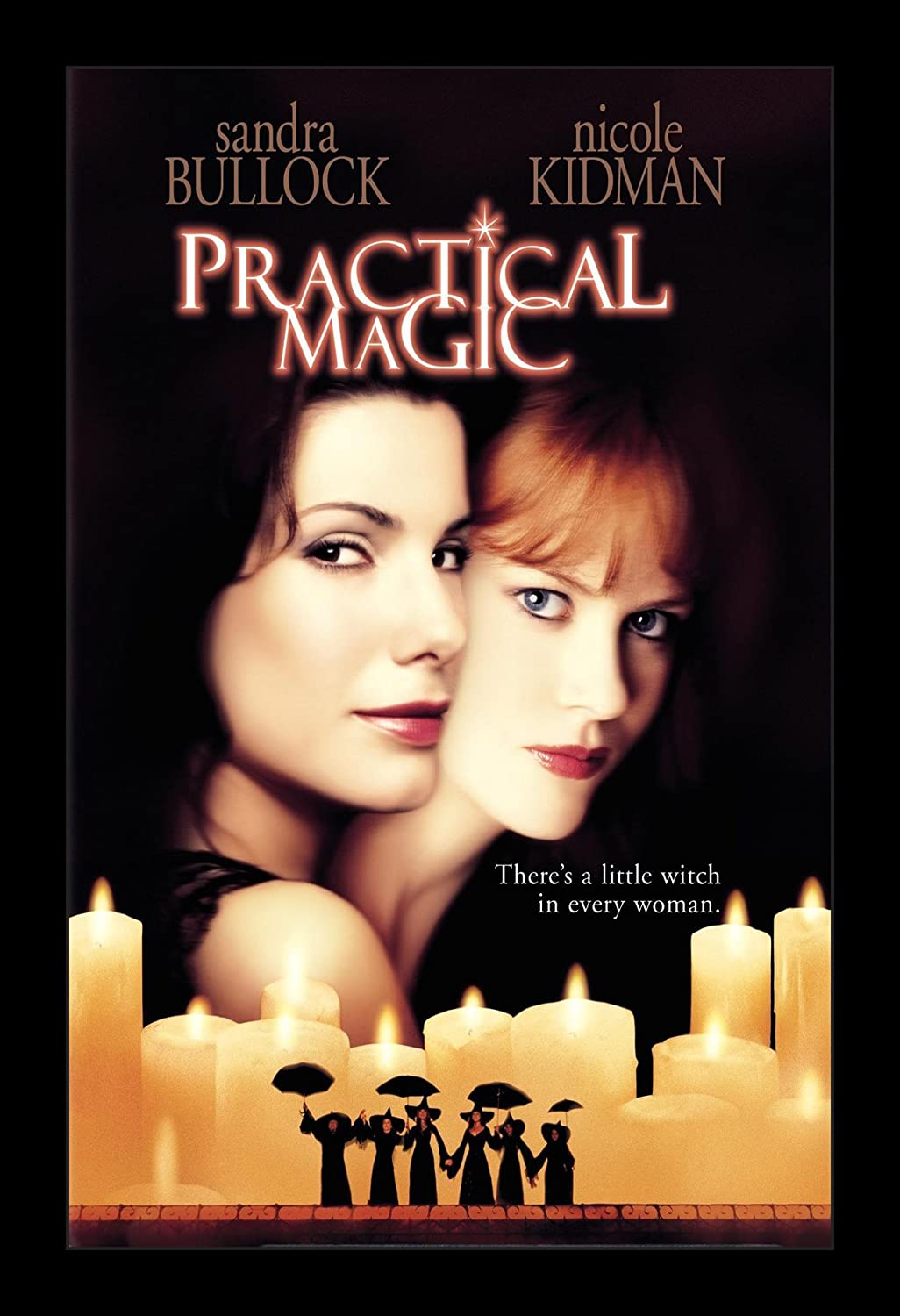 Image result for practical magic poster