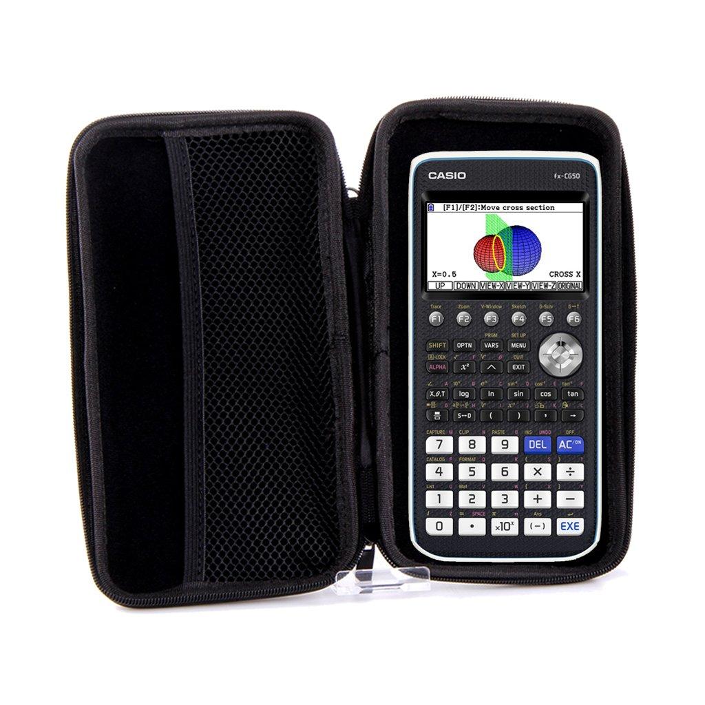 Funda protectora para las calculadoras y las calculadoras gráficas de Casio FX