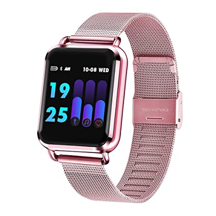 Amazon.com: Bluetooth Smartwatch for iPhone XR, KingTo ...