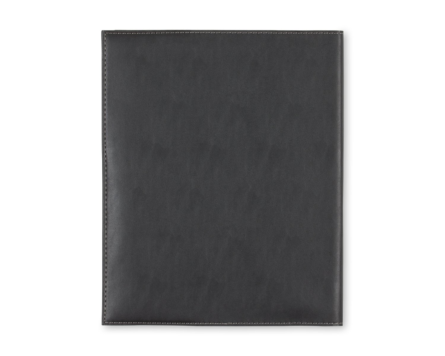 Blue Sky Professional Notebook, Leather-Like Textured Cover, Twin-Wire Binding, 8.5'' x 11'', Black by Blue Sky (Image #4)